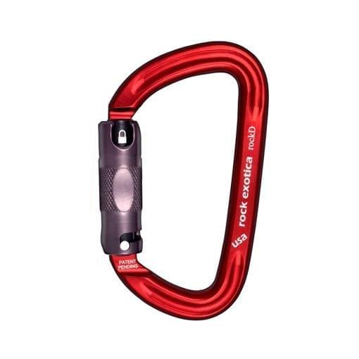 Mosquetón RockD Auto-Lock (C2-A)