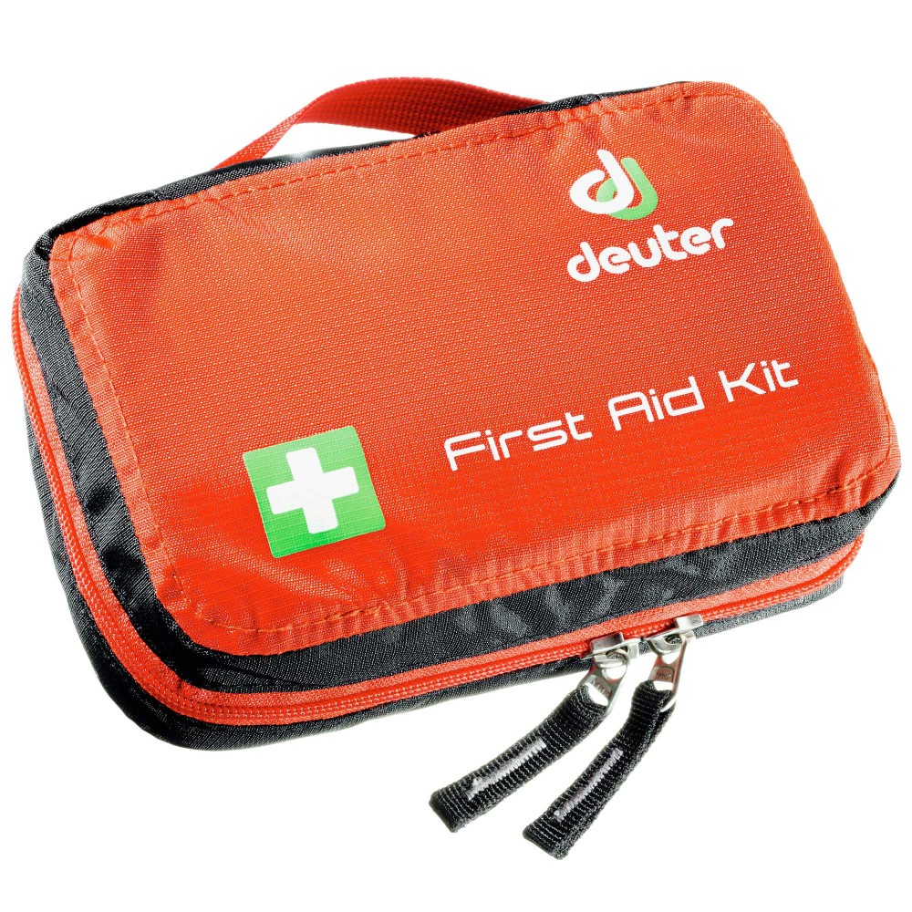 Botiquín First Aid Kit (Sin Apósitos)
