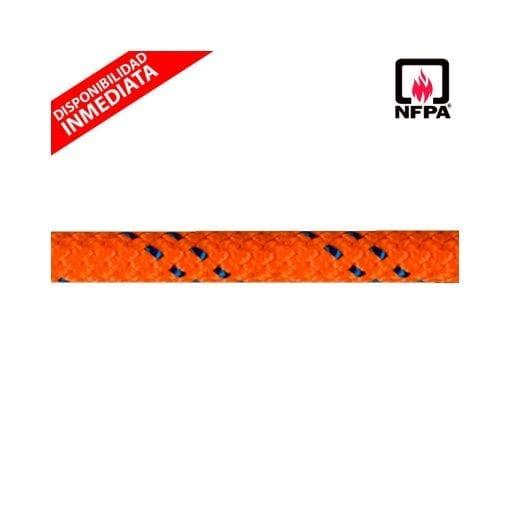 "Cuerda Estática Naranja KM III 1/2"" (12,5 mm)"