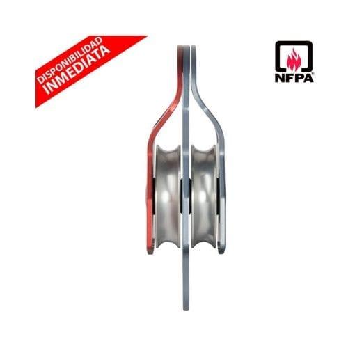 """Polea Doble HD 2 (NFPA """"G"""")"""