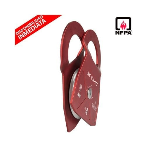 "Polea Simple HD 4 (NFPA ""G"")"
