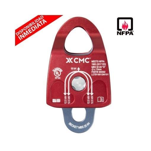 Pole Doble Rescue (NFPA)