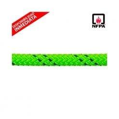 """Cuerda Estática Verde (Alta Visibilidad) KM III 1/2"""" (12,5 mm)"""