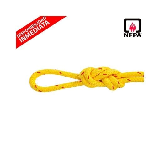 Cuerda Flotante Throwline 8 mm (NFPA)