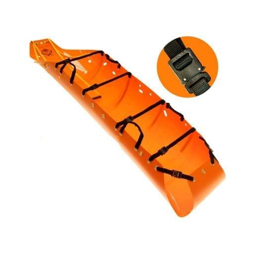 Camilla Sked® Rescue Orange Kit Básico (Broches Autmáticos)