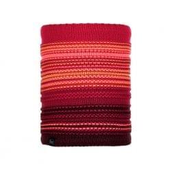 Cuello Tubular Knitted y Polar Neckwarmer Neper Bright Pink