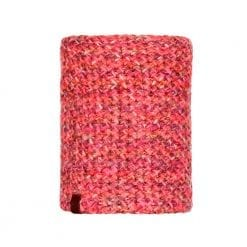 Cuello Tubular Knitted y Polar Neckwarmer Margo Flamingo Pink