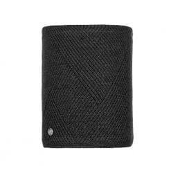 Cuello Tubular Knitted y Polar Neckwarmer Disa Black