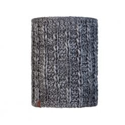 Cuello Tubular Knitted Neckwarmer Comfort Liv Pebble Grey
