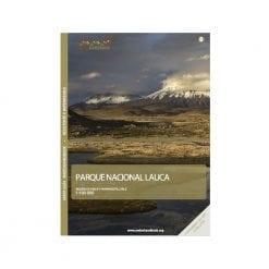 Mapa Guía Parque Nacional Lauca