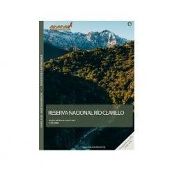 Mapa Guía Reserva Nacional Río Clarillo