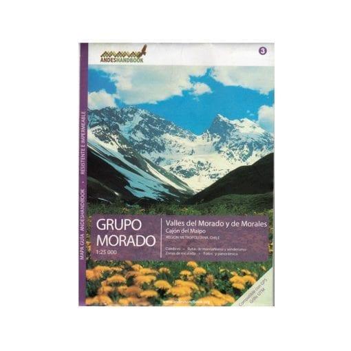 Mapa Guía Grupo Morado